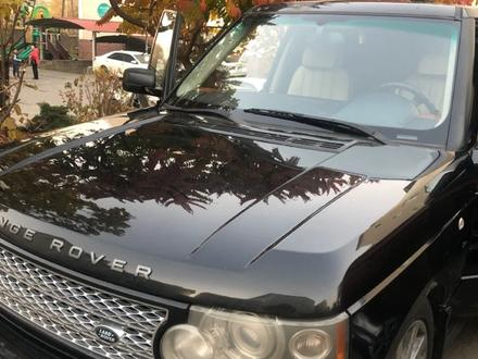 Land Rover Range Rover 2006 года за 3 000 000 тг. в Алматы – фото 11