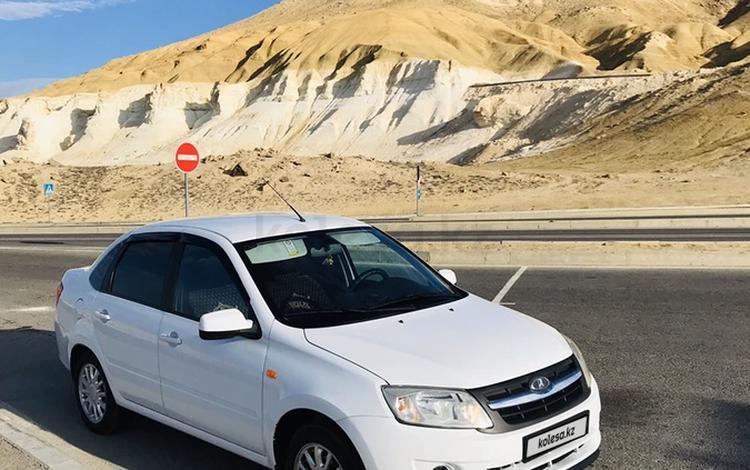 ВАЗ (Lada) 2190 (седан) 2013 года за 2 700 000 тг. в Актау