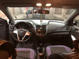 Hyundai Accent 2012 года за 3 800 000 тг. в Арысь – фото 5