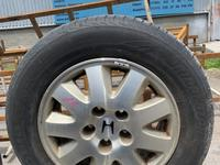 Резина и диски из Японии Honda Odyssey 205/65R15 за 100 000 тг. в Алматы