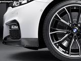 ПЕРЕДНИЙ СПЛИТТЕР M PERFORMANCE BMW 5 G30 за 450 000 тг. в Алматы