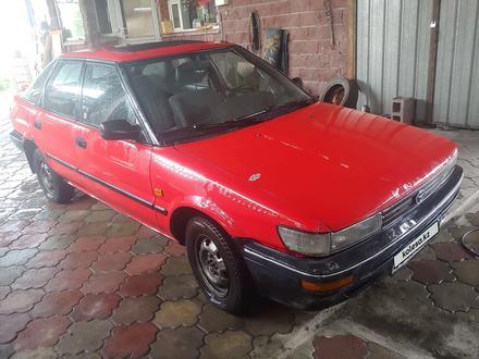 Toyota Corolla 1991 года за 750 000 тг. в Алматы