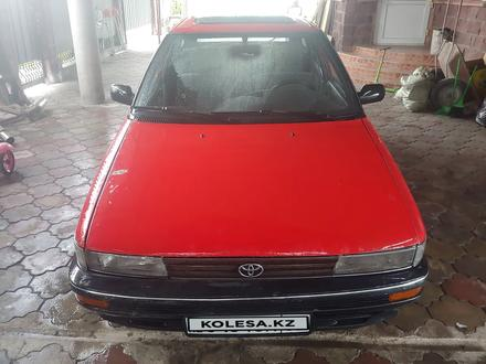 Toyota Corolla 1991 года за 750 000 тг. в Алматы – фото 4