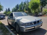 BMW 528 1996 года за 2 200 000 тг. в Шымкент – фото 3