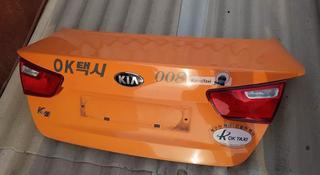 Крышка багажа kia Optima, Cerato за 90 000 тг. в Шымкент