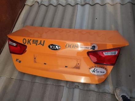 Крышка багажа kia Optima, Cerato за 75 000 тг. в Алматы
