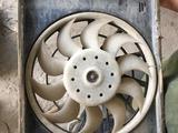 Радиатор дифузор радиатор кондиционера вентилятор за 20 000 тг. в Алматы – фото 4