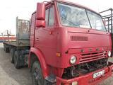 КамАЗ  5410 1990 года за 2 500 000 тг. в Алматы – фото 2