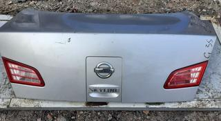 Крышка багажника Ниссан Скайлайн 2001-07г за 20 000 тг. в Алматы