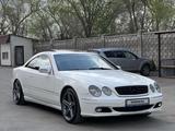 Mercedes-Benz CL 600 2004 года за 4 200 000 тг. в Алматы – фото 2