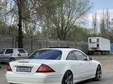 Mercedes-Benz CL 600 2004 года за 4 200 000 тг. в Алматы – фото 5