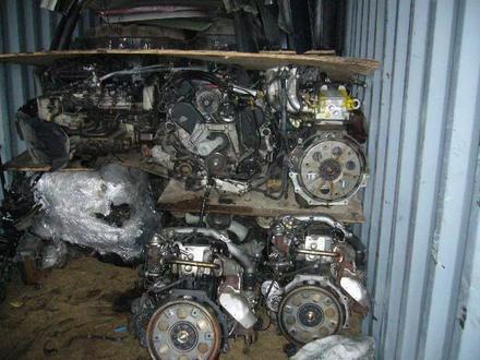 Двигатель 1KD Хайлюкс за 555 тг. в Алматы