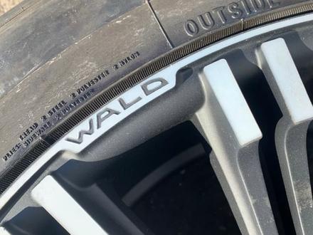 Mercedes G Class, Колеса в комплекте, WALD оригинал за 880 000 тг. в Алматы – фото 4
