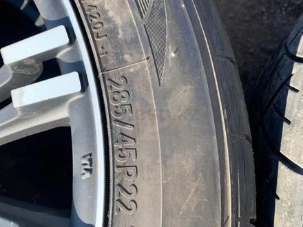 Mercedes G Class, Колеса в комплекте, WALD оригинал за 880 000 тг. в Алматы – фото 10