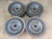 Оригинальные металлические диски на автомашину Ford Mondeo (R16 5*1 за 40 000 тг. в Нур-Султан (Астана)
