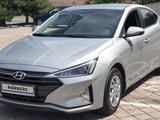 Hyundai Elantra 2019 года за 6 700 000 тг. в Алматы – фото 2