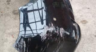 Задний бампер на Camry 55 оригинал б/у есть повреждение за 15 000 тг. в Нур-Султан (Астана)