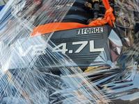 Мотор GX470с навесными в сборе за 1 800 000 тг. в Алматы