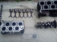 Двигатель по запчастям фолькцваген vr 6 ахк за 100 000 тг. в Алматы