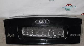 Крышка багажника Ауди а4 б6 за 1 111 тг. в Караганда