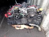 Субару Форестер Легаси двигатель есть за 310 000 тг. в Алматы – фото 2
