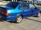 ВАЗ (Lada) 2115 (седан) 2007 года за 800 000 тг. в Актобе – фото 5