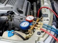 Заправка проверка ремонт автокондиционеров в Алматы