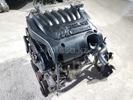 Двигатель 6g75 Mivec на Mitsubishi Eclipce за 350 000 тг. в Алматы – фото 3