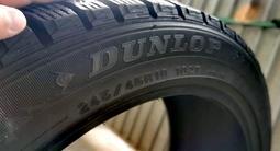 Шипованные шины Дунлоп состояние отличное за 180 000 тг. в Актобе – фото 3