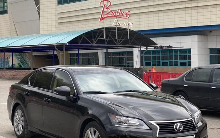 Lexus GS 350 2013 года за 12 700 000 тг. в Алматы