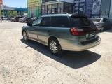 Subaru Outback 2001 года за 3 300 000 тг. в Шымкент – фото 4