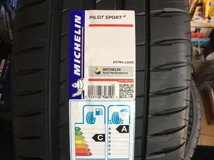 245-35-20 перед, и зад 275-30-20 Michelin Pilot Sport 4 за 102 500 тг. в Алматы