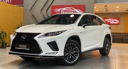 Lexus RX 300 2021 года за 32 450 000 тг. в Алматы – фото 2