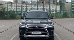 Lexus LX 570 2018 года за 41 000 000 тг. в Нур-Султан (Астана)