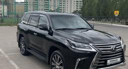 Lexus LX 570 2018 года за 41 000 000 тг. в Нур-Султан (Астана) – фото 2