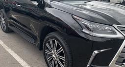 Lexus LX 570 2018 года за 41 000 000 тг. в Нур-Султан (Астана) – фото 3