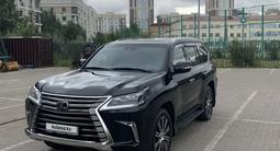 Lexus LX 570 2018 года за 41 000 000 тг. в Нур-Султан (Астана) – фото 4