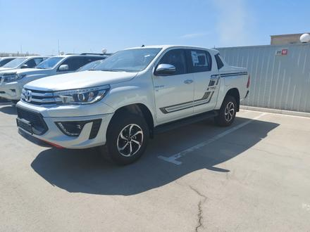 Toyota Hilux 2020 года за 22 700 000 тг. в Нур-Султан (Астана) – фото 10