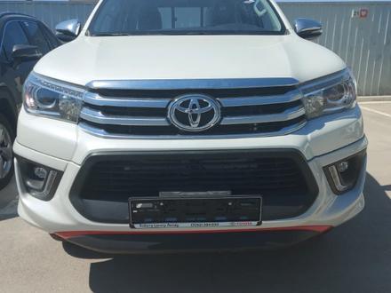 Toyota Hilux 2020 года за 22 700 000 тг. в Нур-Султан (Астана) – фото 3