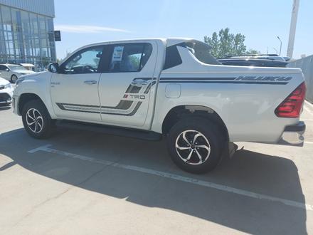 Toyota Hilux 2020 года за 22 700 000 тг. в Нур-Султан (Астана) – фото 4