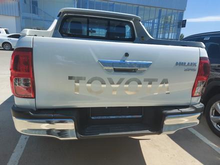 Toyota Hilux 2020 года за 22 700 000 тг. в Нур-Султан (Астана) – фото 6