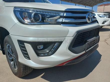 Toyota Hilux 2020 года за 22 700 000 тг. в Нур-Султан (Астана) – фото 9