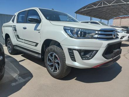 Toyota Hilux 2020 года за 22 700 000 тг. в Нур-Султан (Астана) – фото 12