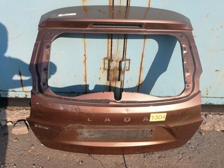 Крышка багажника Лада Х-рей 2017 г. Lada XRAY. ОРИГИНАЛ за 45 500 тг. в Нур-Султан (Астана)