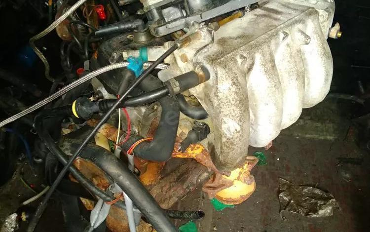 Двигатель мотор volkswagen golf 1.8 инжектор карбюратор за 100 000 тг. в Алматы