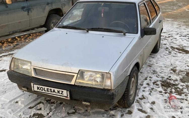 ВАЗ (Lada) 2109 (хэтчбек) 2001 года за 600 000 тг. в Актобе