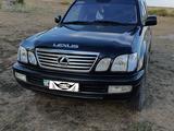 Lexus LX 470 2003 года за 8 700 000 тг. в Усть-Каменогорск – фото 4
