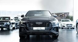 Audi Q8 55 TFSI Quattro 2021 года за 53 754 000 тг. в Алматы – фото 2