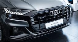 Audi Q8 55 TFSI Quattro 2021 года за 53 754 000 тг. в Алматы – фото 3