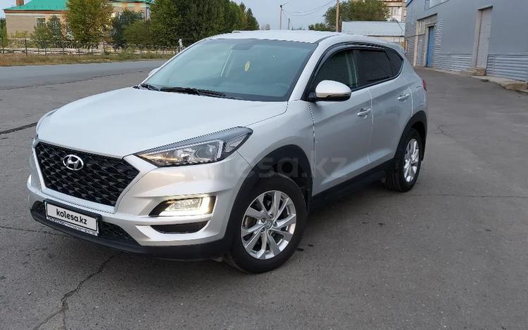 Hyundai Tucson 2019 года за 11 200 000 тг. в Уральск